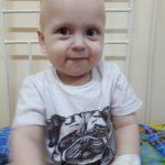 Заставка для - Артем борется с раком печени