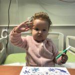 Заставка для - Дашенька в борьбе с острым лейкозом