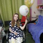 Заставка для - Помочь Полинке после операции