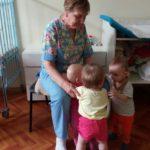 Заставка для - Больничные няни детям-сиротам сентябрь