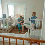 Заставка для - Больничные няни детям-сиротам